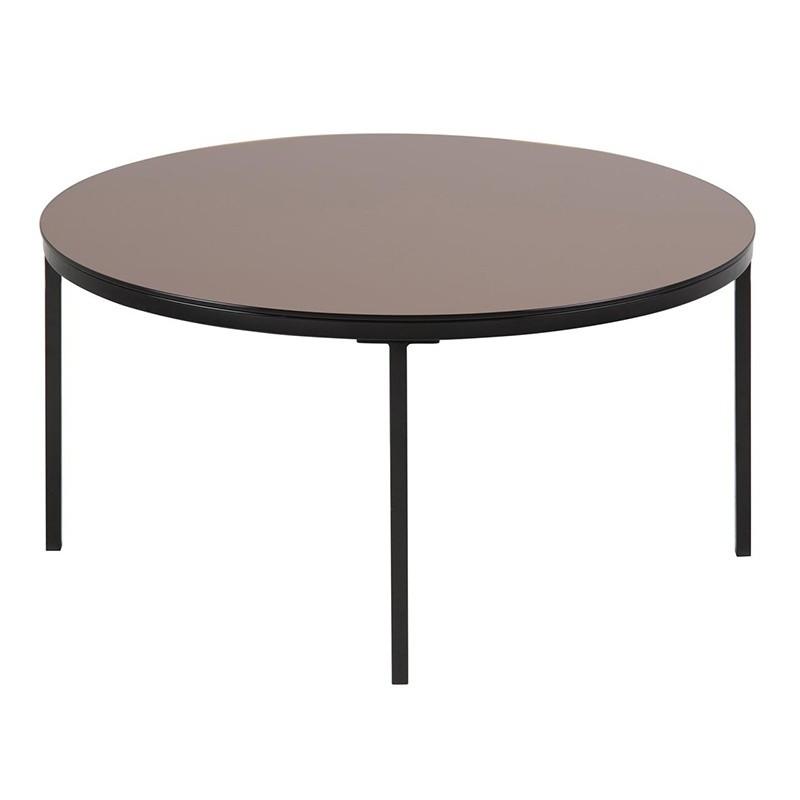 Hector Konferenční stolek Gina hnědý