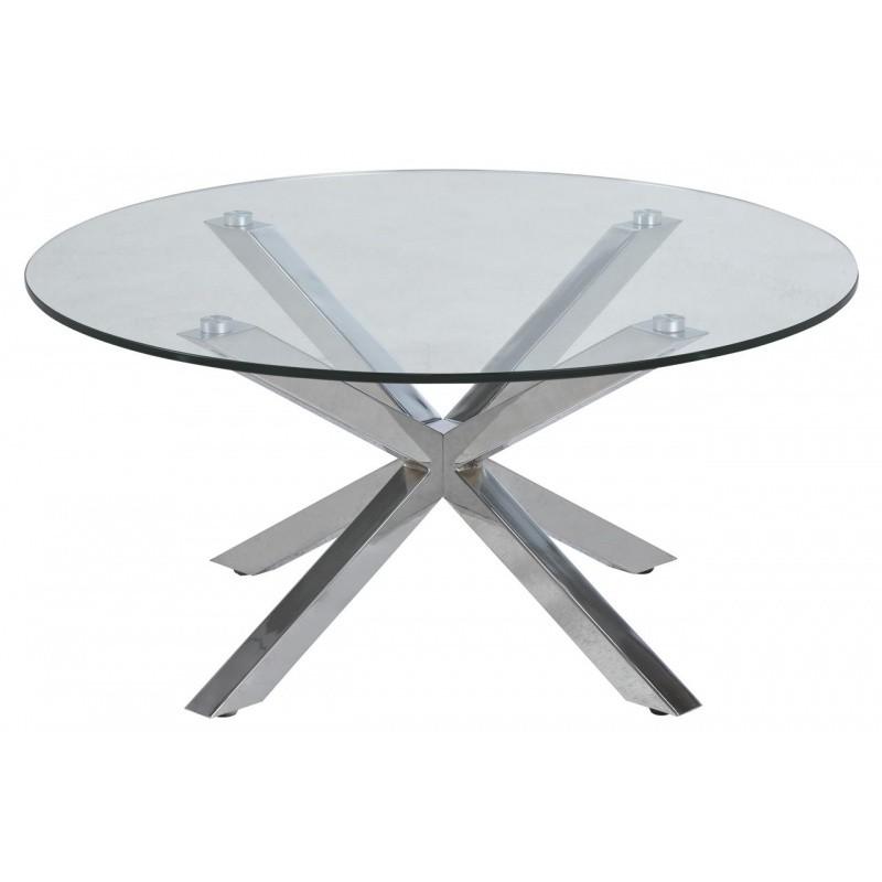 Hector Konferenční stolek Heron chrom