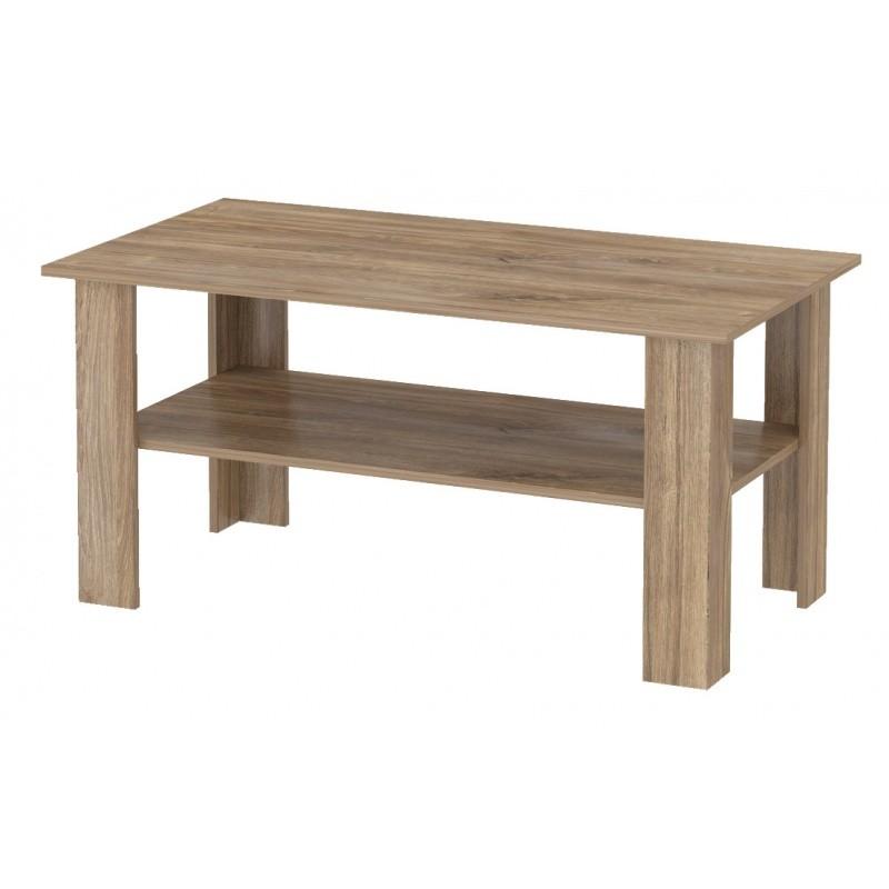 Levně Hector Konferenční stolek Volare dub