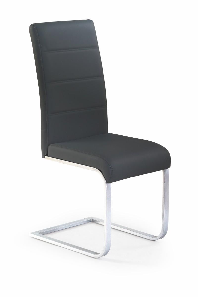 Halmar Jídelní židle Kara černá