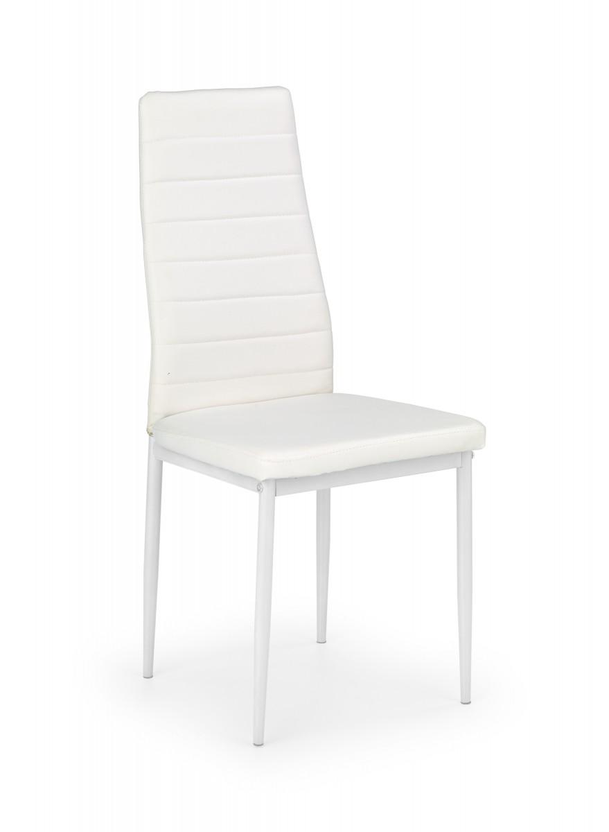 Halmar Jídelní židle Nevan bílá