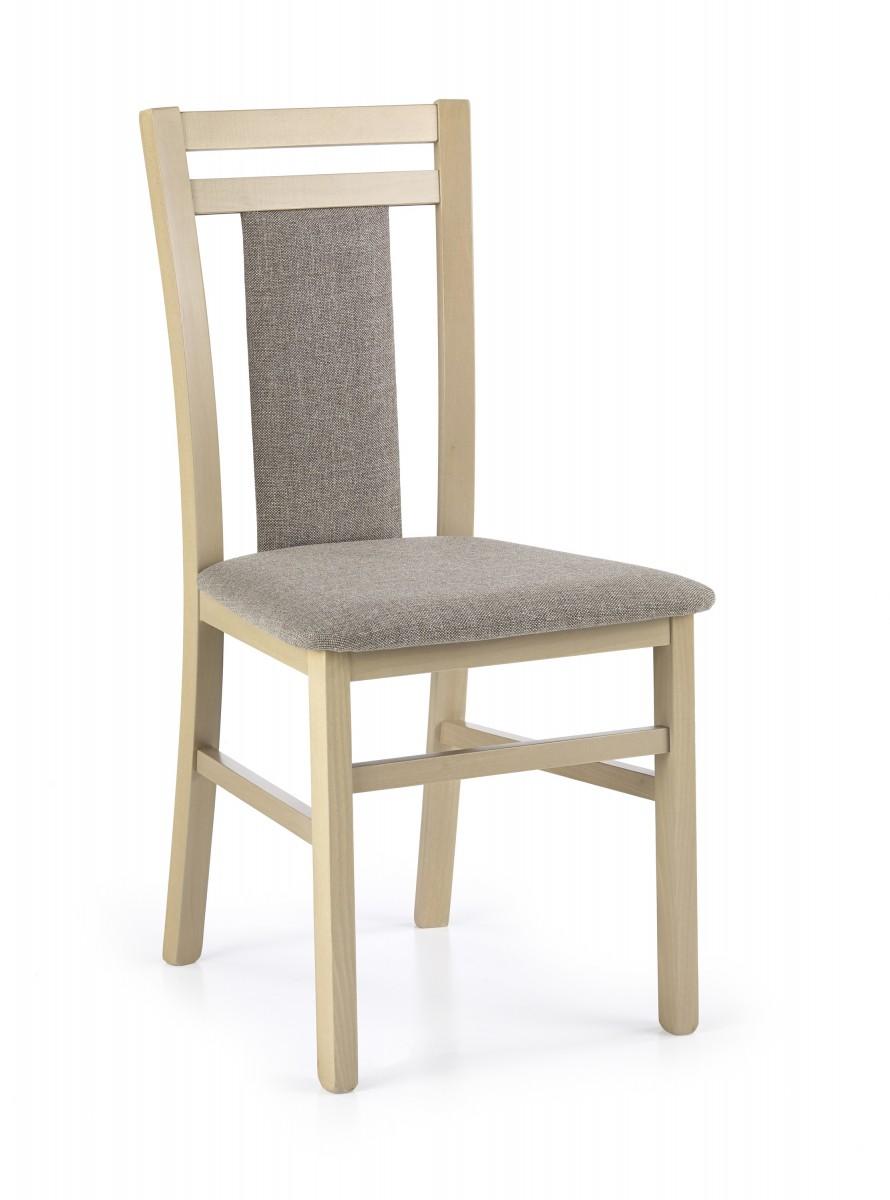 Halmar Jídelní židle Norbert dub sonoma/béžová