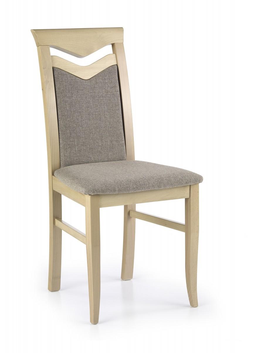 Halmar Jídelní židle Limone dub sonoma