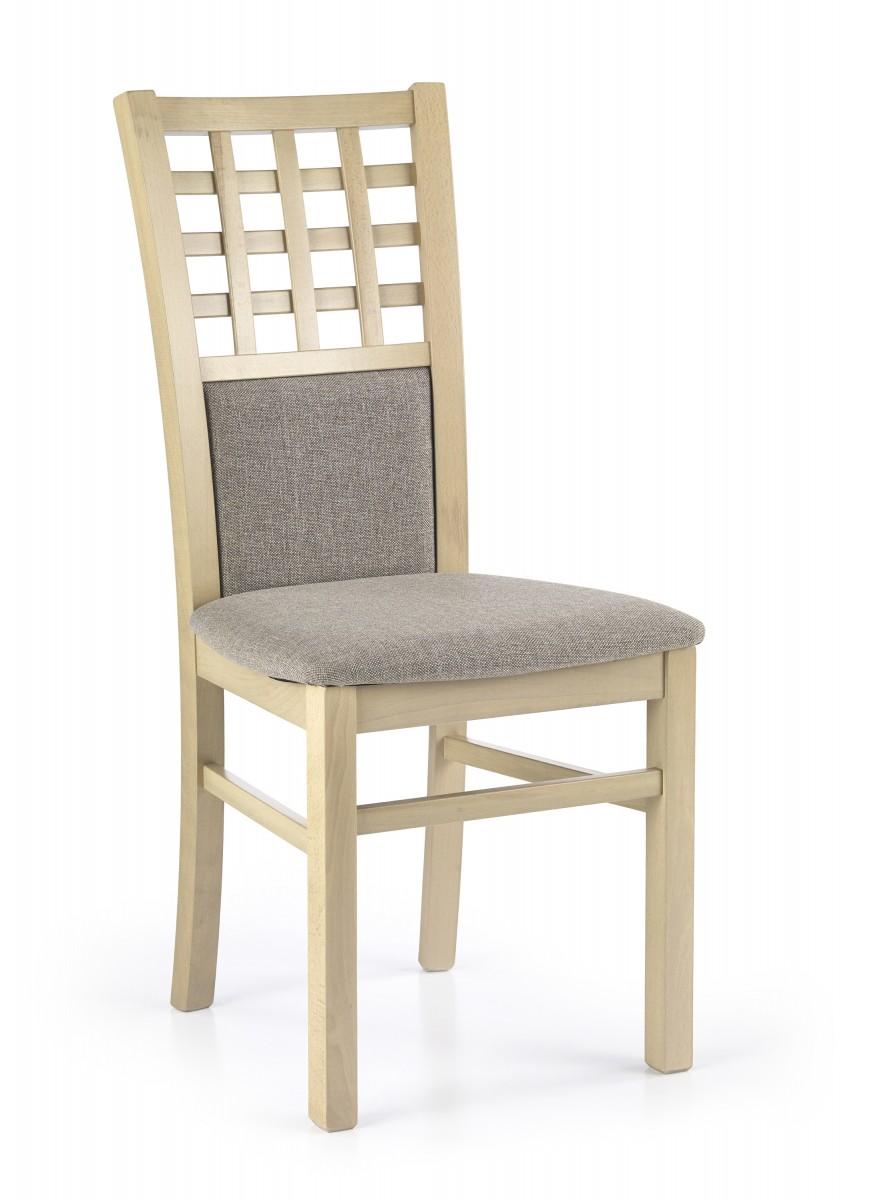 Halmar Jídelní židle Gernia dub sonoma/šedá
