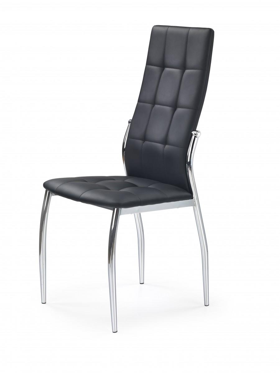 Halmar Jídelní židle Chrissa černá