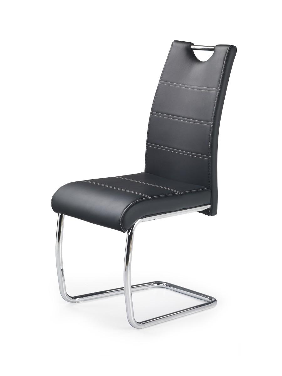 Halmar Jídelní židle Michaelle černá