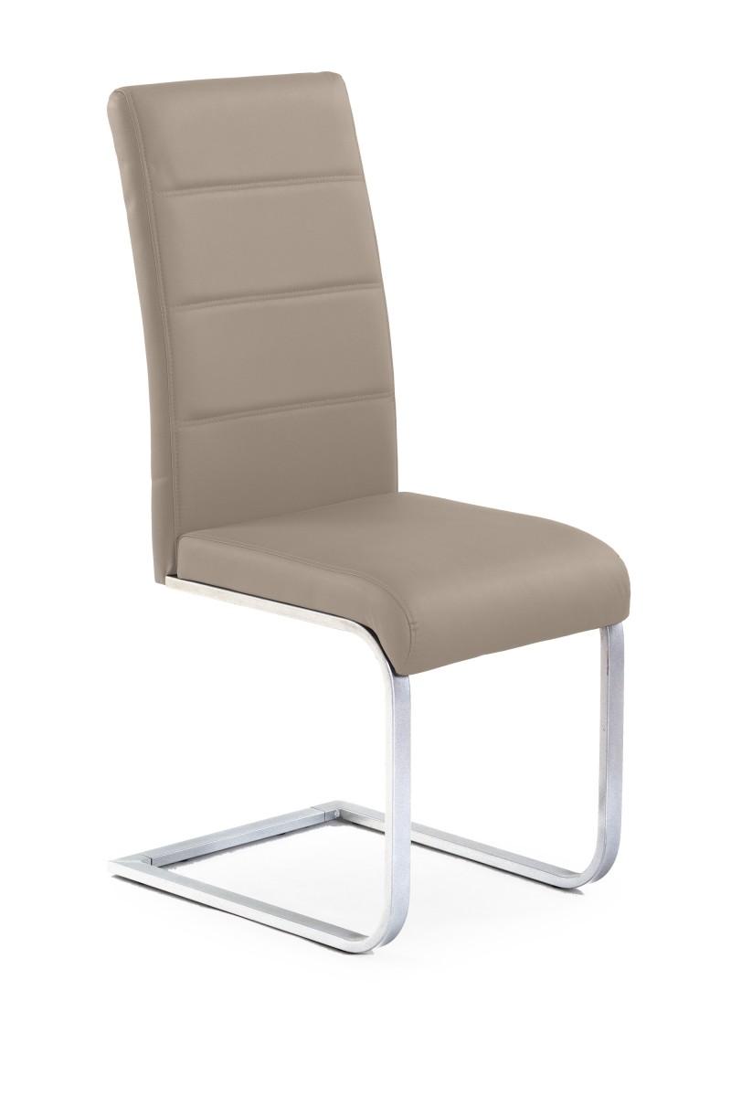 Halmar Jídelní židle Kara cappuccino