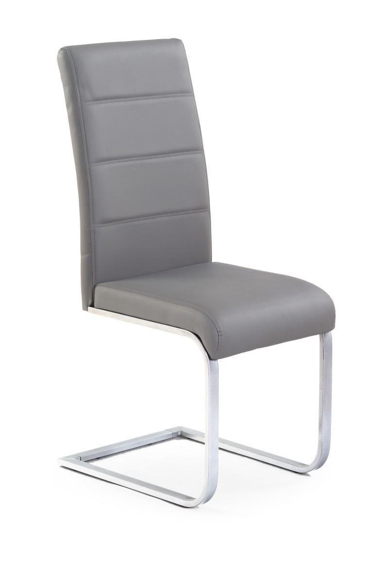 Halmar Jídelní židle Kara šedá