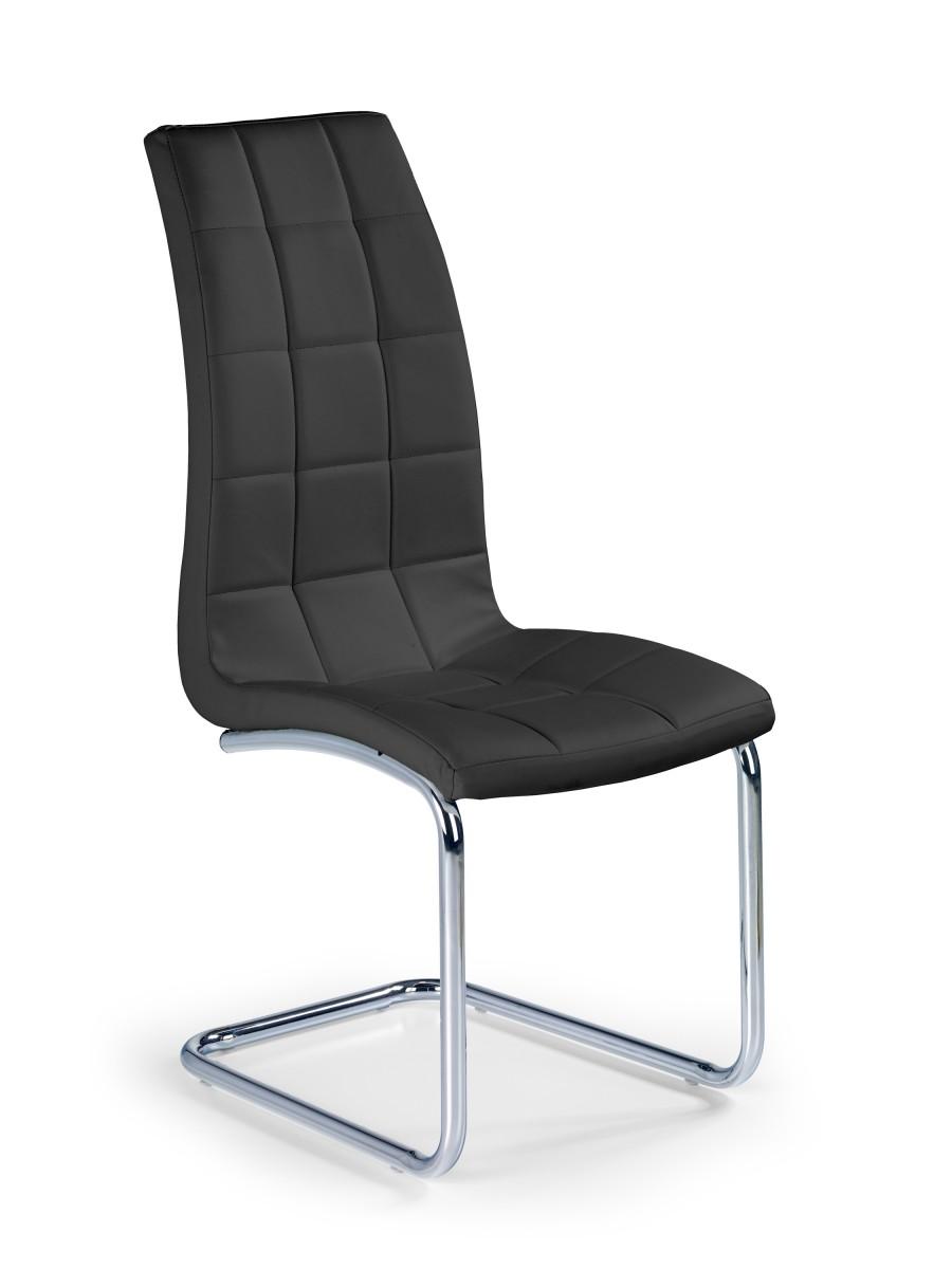 Halmar Jídelní židle Kristine černá