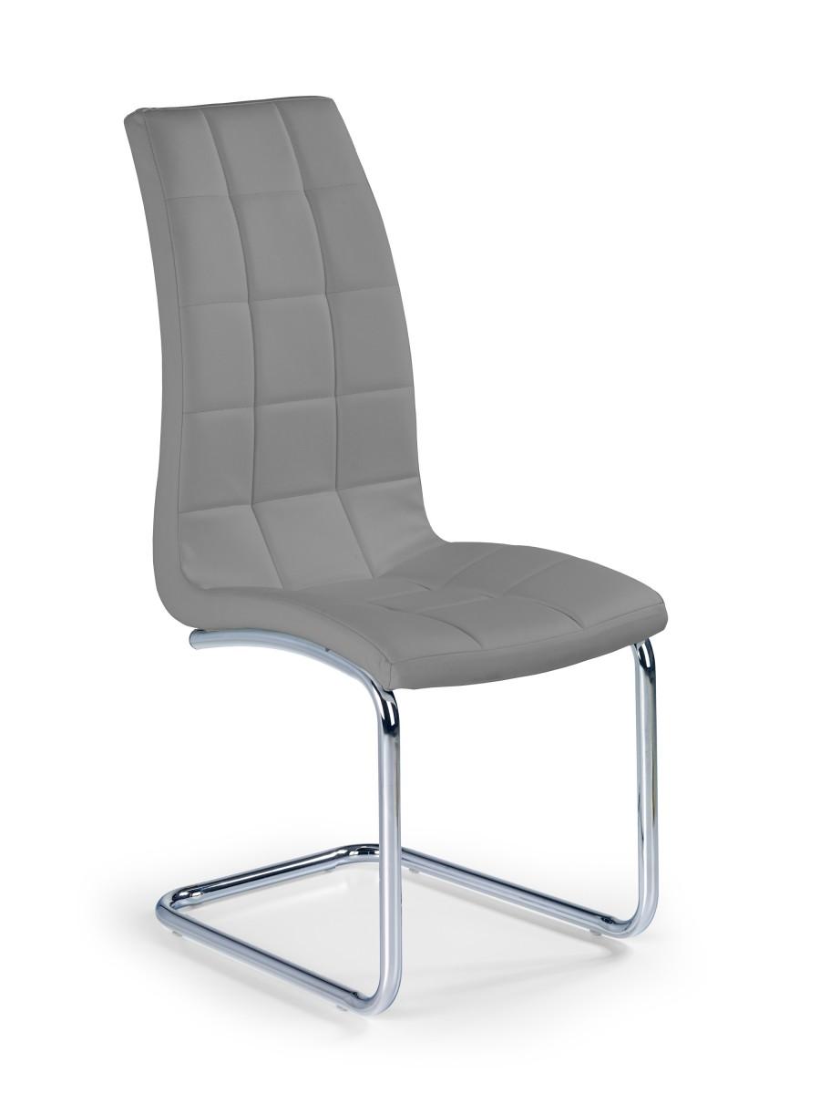 Halmar Jídelní židle Kristine šedá