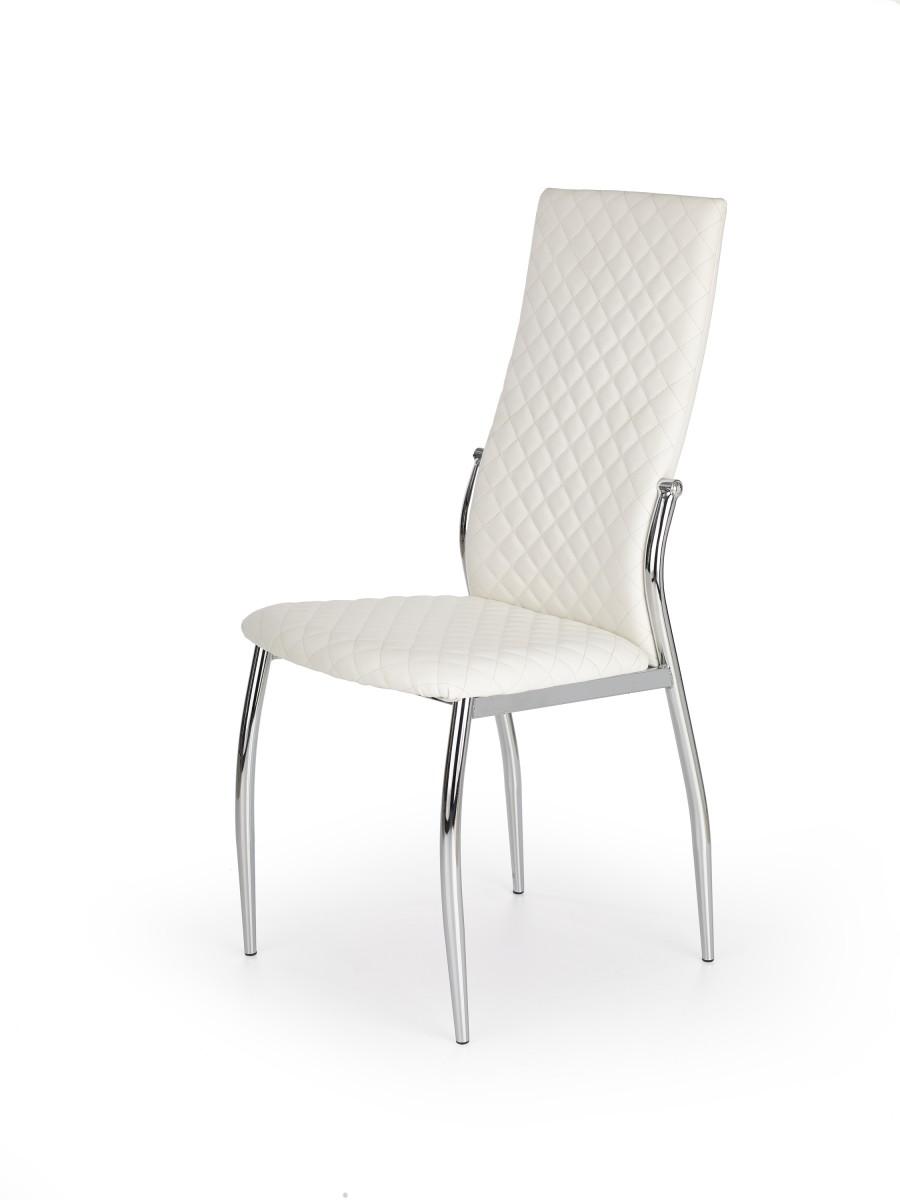 Halmar Jídelní židle Solo bílá