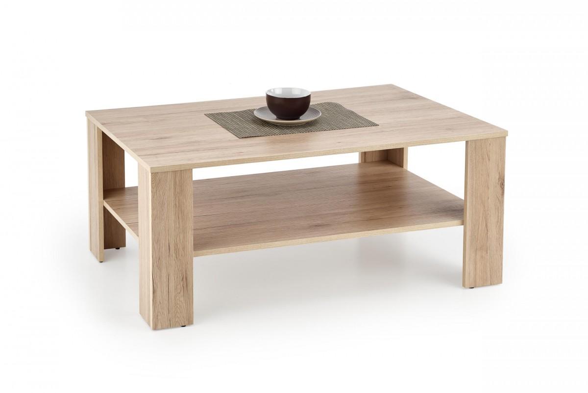 Halmar Konferenční stolek Kwadro dub San remo