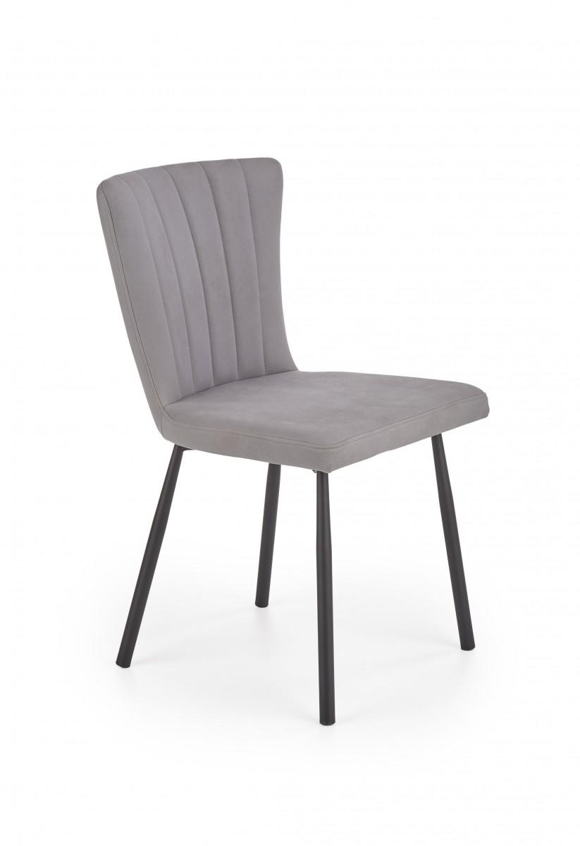 Halmar Jídelní židle Beata šedá