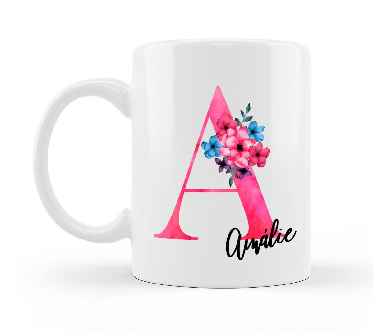 Ahome Hrneček se jménem Amálie