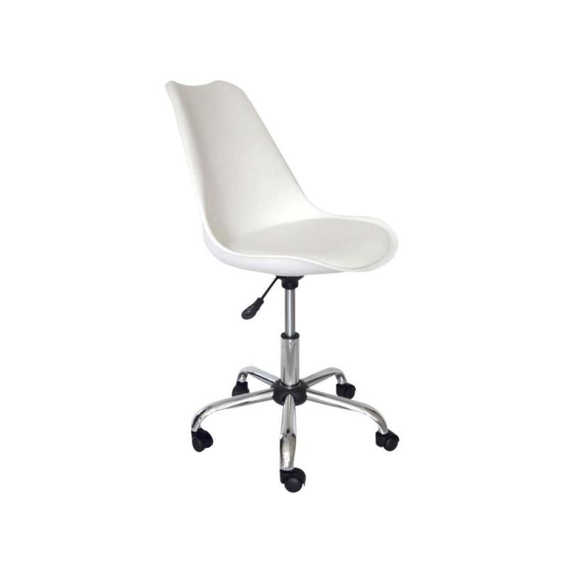 TZB Kancelářská židle Elmo - bílá