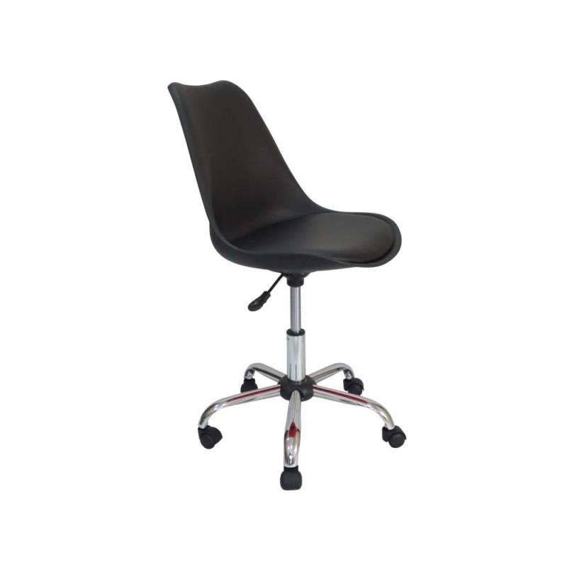 TZB Kancelářská židle Elmo - černá