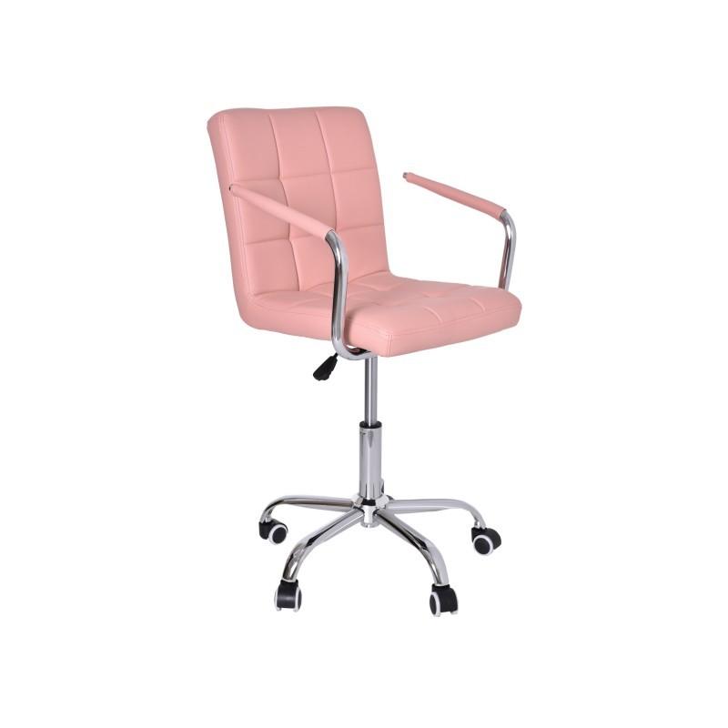 TZB Kancelářská židle Ritmo růžová