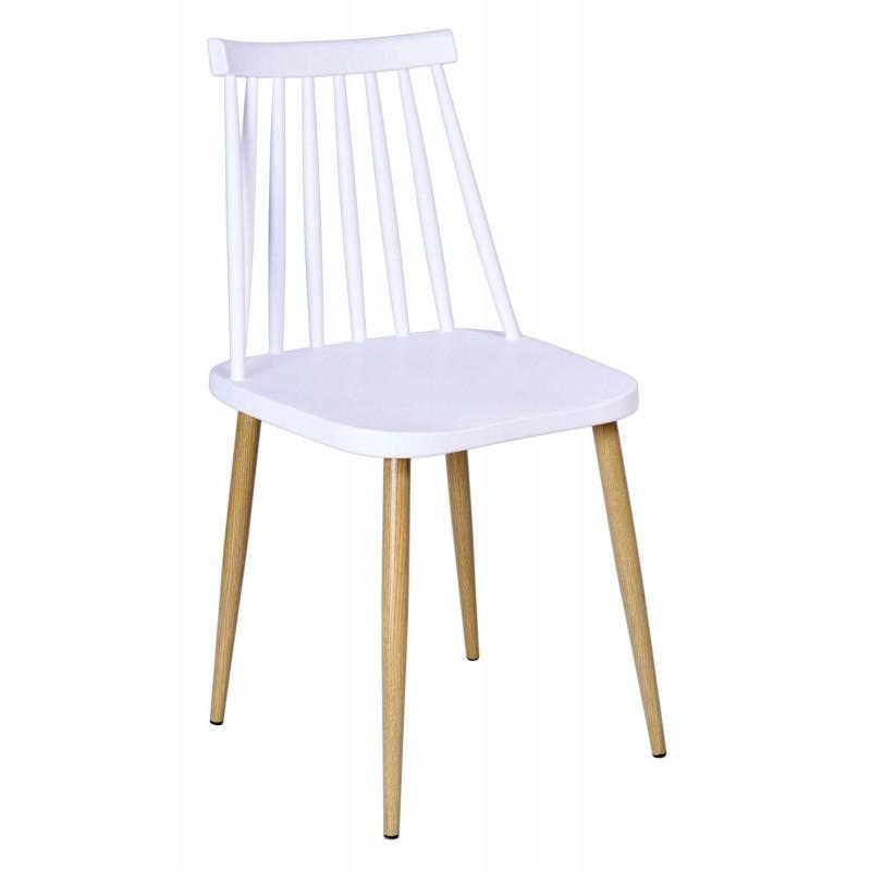 TZB Židle KENDO bílá