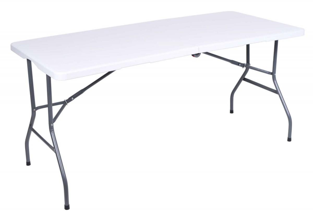 TZB Skládací stůl RICO bílý
