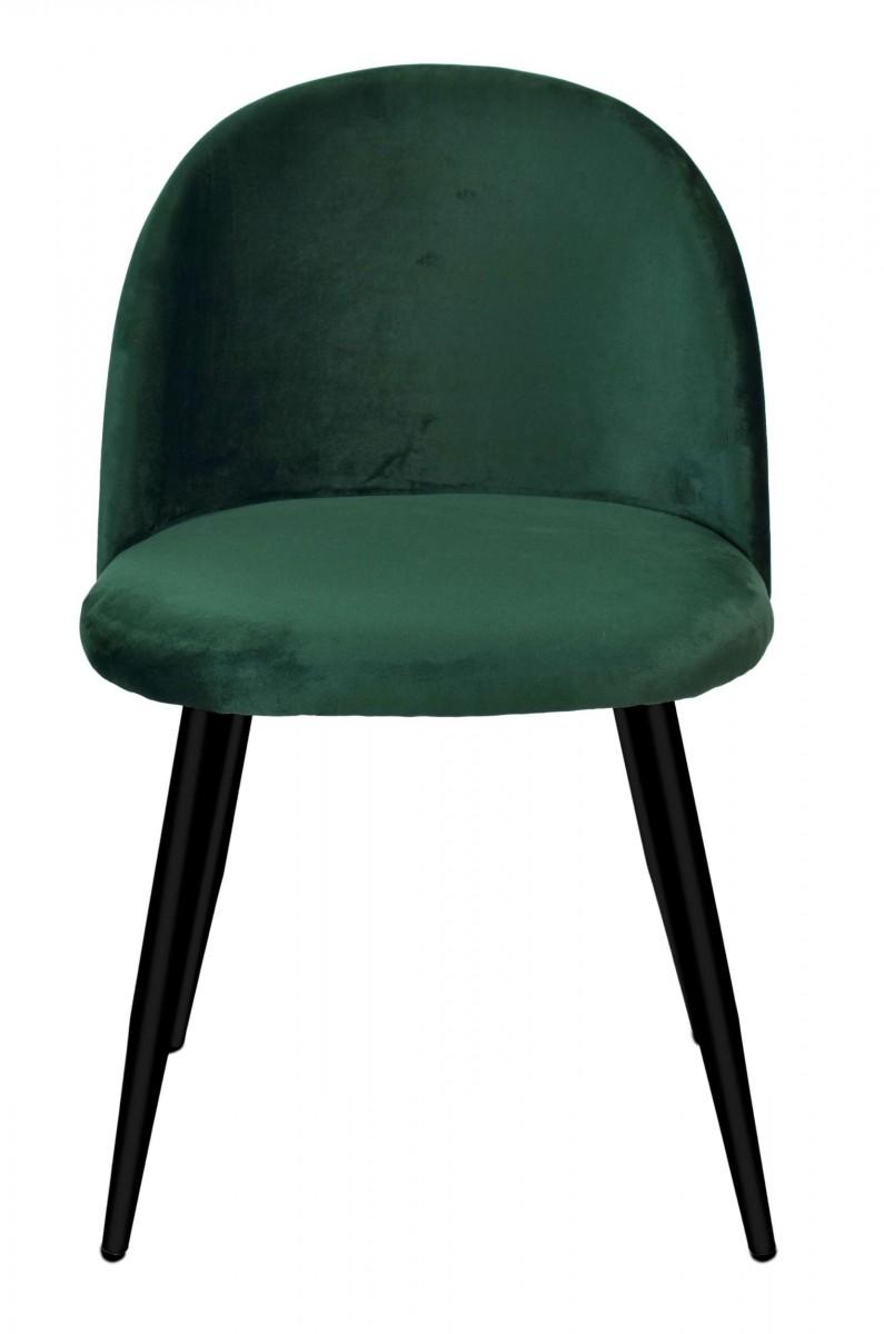 TZB Židle SOUL VELVET zelený