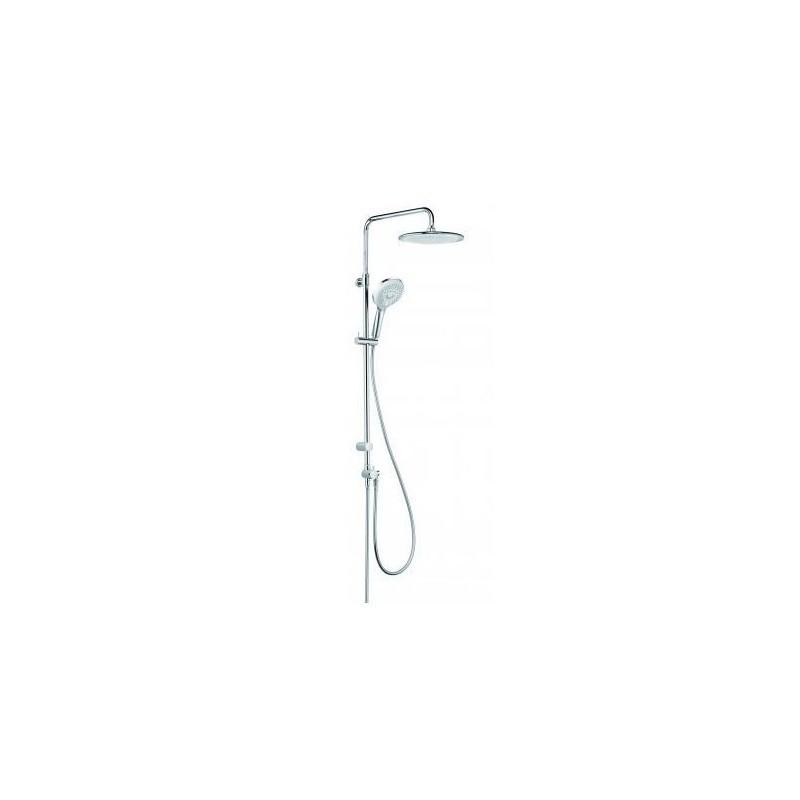 Sprchový set na stěnu KLUDI FRESHLINE - KLUDI DUAL chromovaný 6709005-00