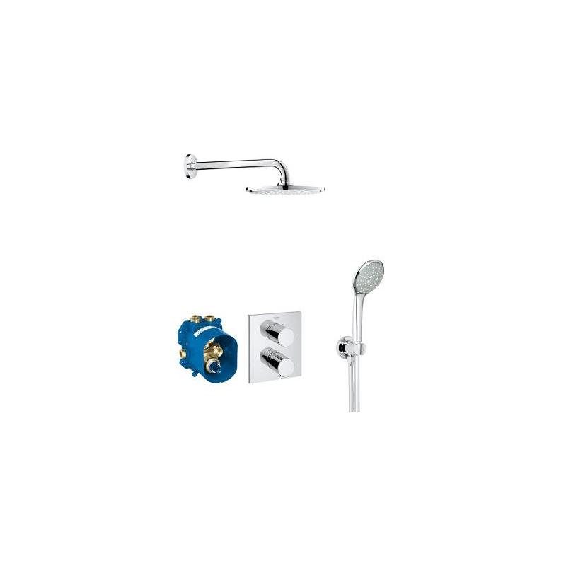 Sprchový set podomítkový GROHE GROHTHERM 3000 COSMOPOLITAN chromovaný 34408000