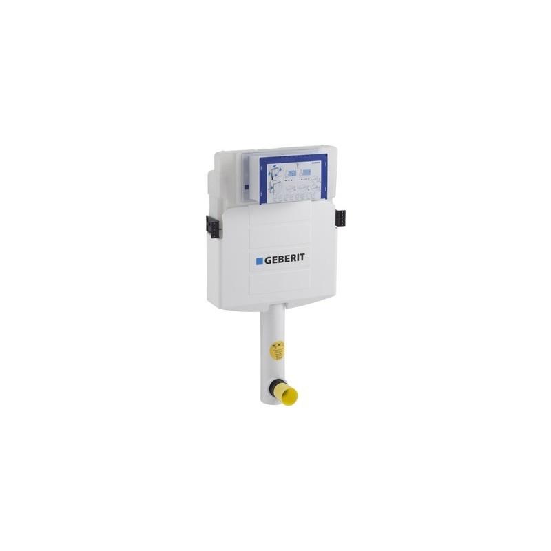 GEBERIT DUOFIX - skrytá WC nádrž bez rámu - 109.300.00.5