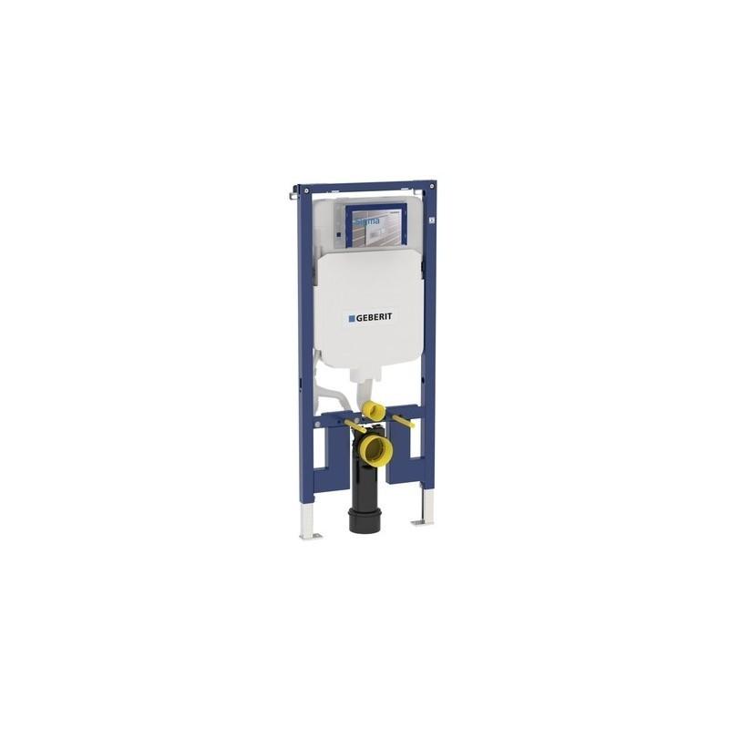 GEBERIT DUOFIX - podomítkový WC rám H114 SIGMA - 111.796.00.1