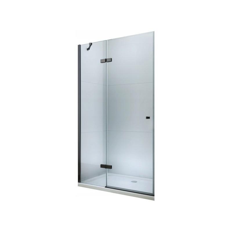 Sprchové dveře Mexen Roma 100 cm Black