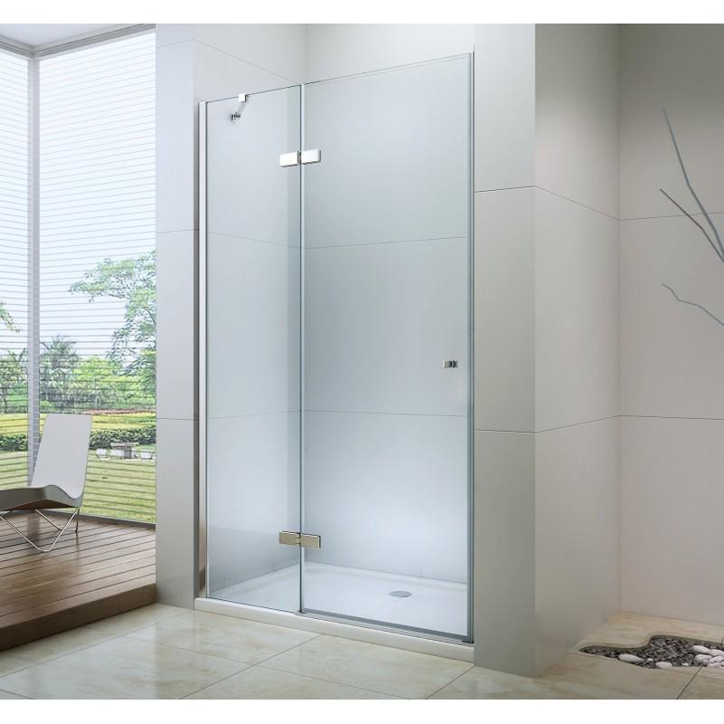 Sprchové dveře MEXEN ROMA transparentní, 120 cm