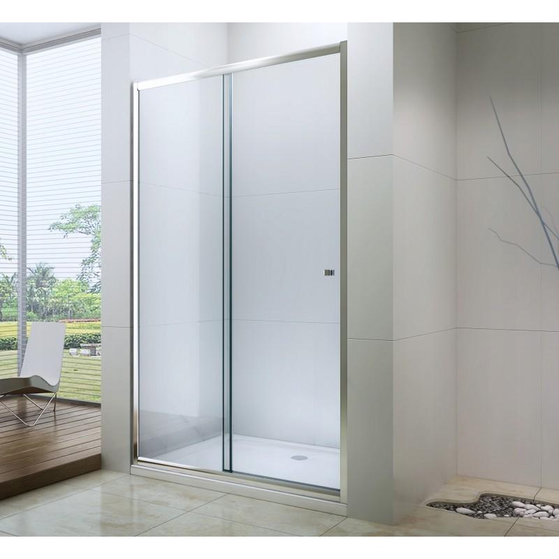 Sprchové dveře Mexen Apia 140 cm