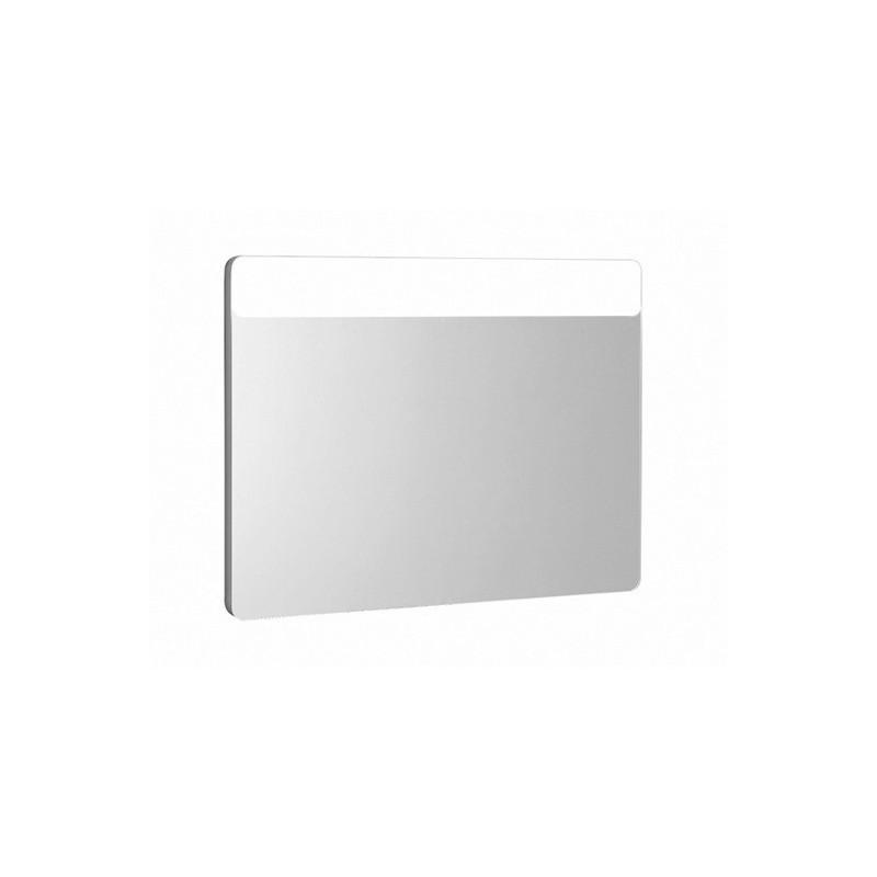 KOŁO Koupelnové zrcadlo s osvětlením TRAFFIC 90cm šedé