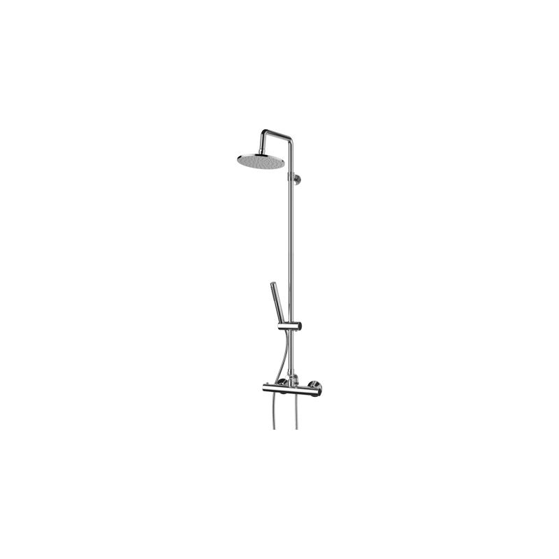 Sprchový set na stěnu OMNIRES MINI chromovaný MI1544-X/O