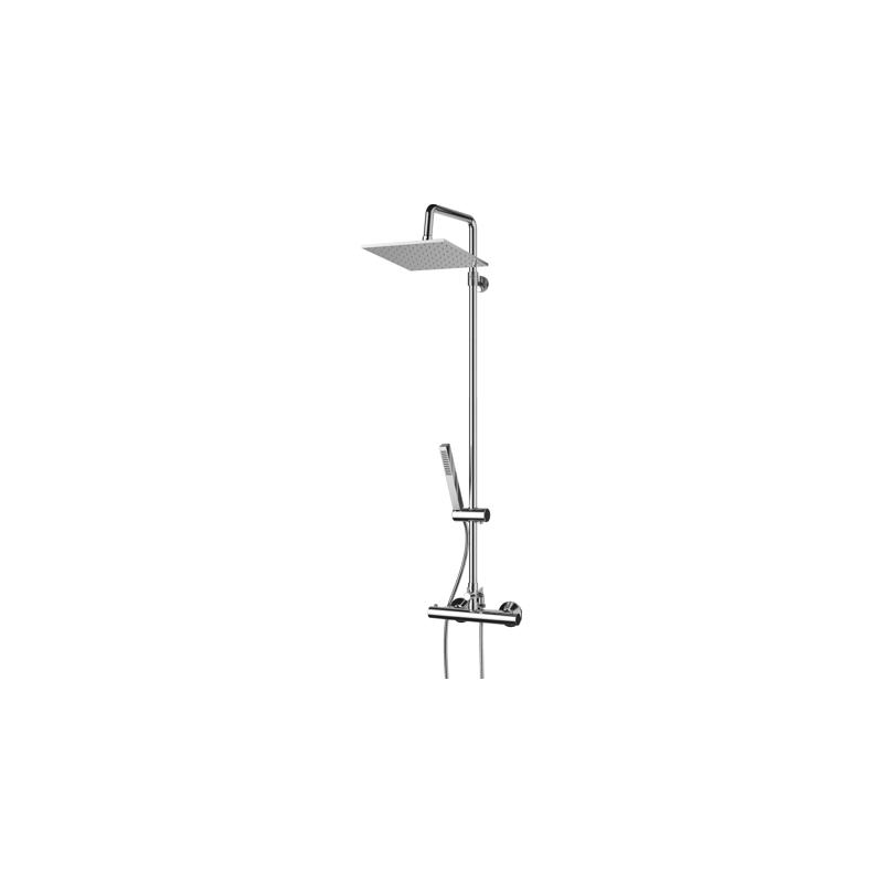 Sprchový set na stěnu OMNIRES MINI chromovaný MI1544-X/K