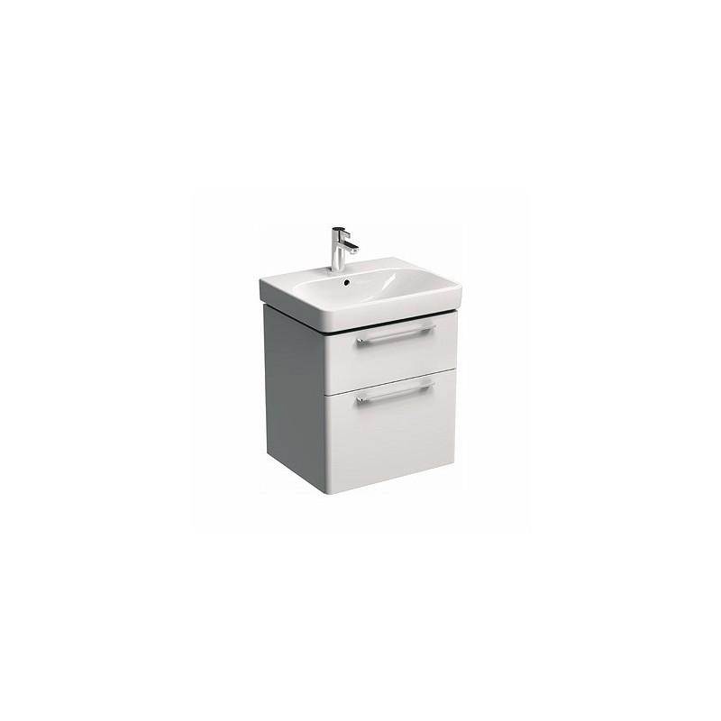 Umyvadlová skříňka KOŁO TRAFFIC 71,8 x 62,5 x 46,1 cm - bílá
