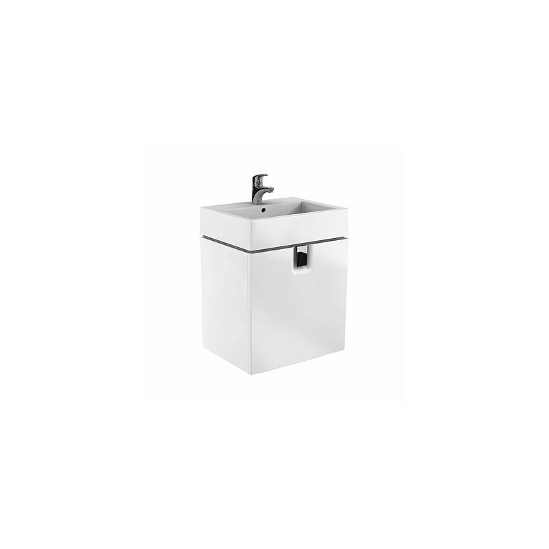 Umyvadlová skříňka KOŁO TWINS - bílá