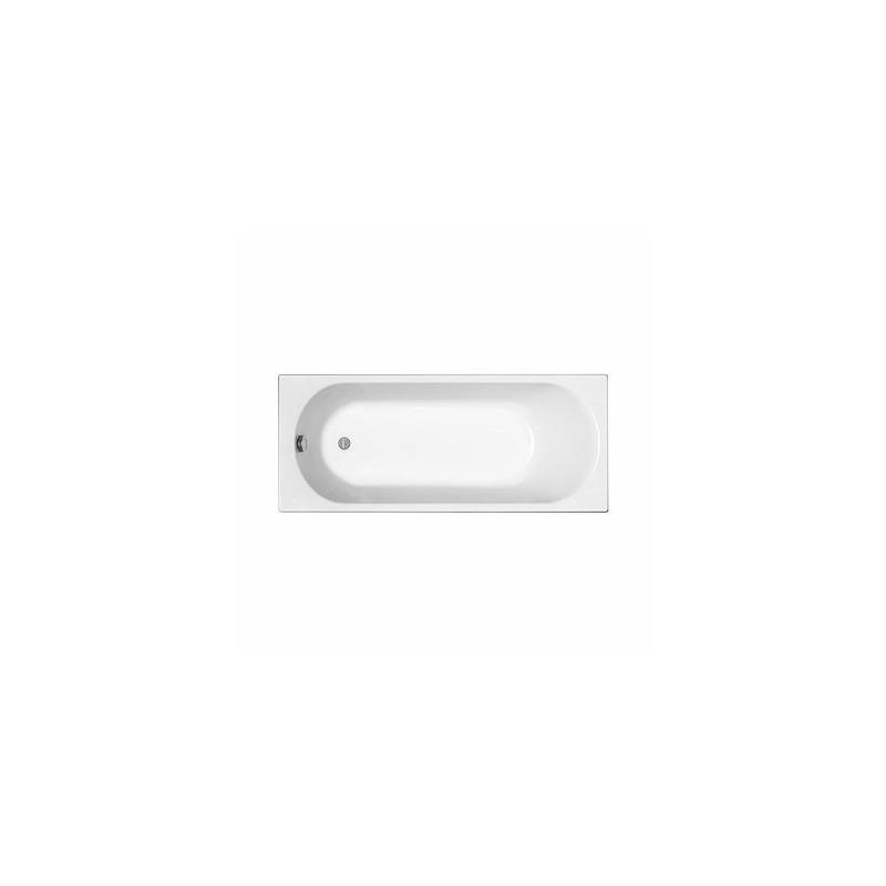 KOŁO Pravoúhlá vana Kolo Opal Plus 170x70 cm bílá