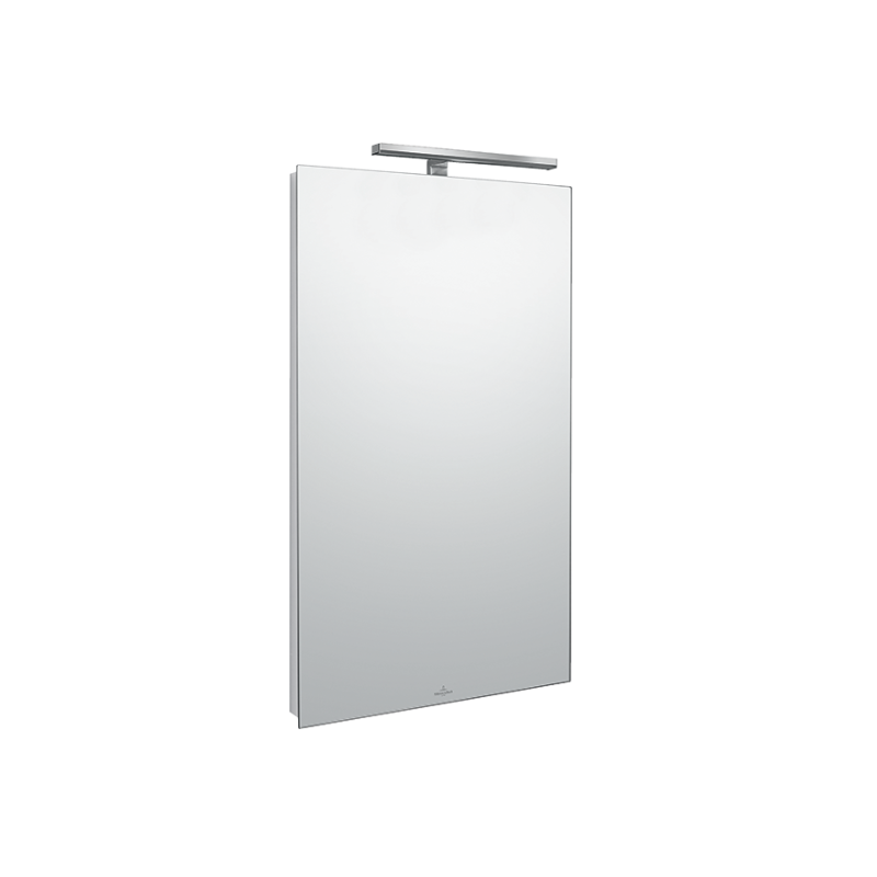 VILLEROY&BOCH Koupelnové zrcadlo s osvětlením VILLEROY & BOCH 500x750 mm