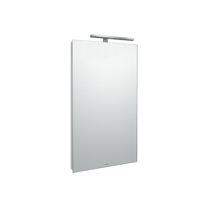 VILLEROY&BOCH Koupelnové zrcadlo s osvětlením VILLEROY & BOCH 450x750 mm