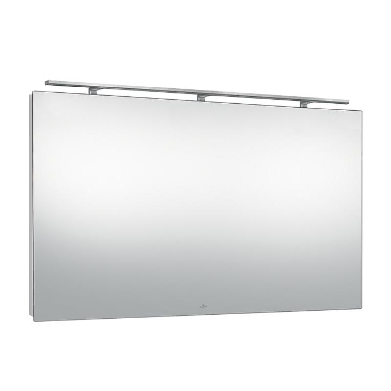 VILLEROY&BOCH Koupelnové zrcadlo s osvětlením VILLEROY & BOCH 1600x750 mm