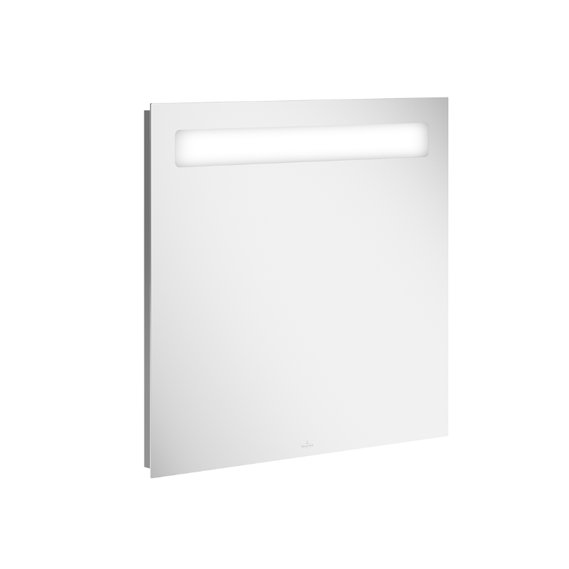 VILLEROY&BOCH Koupelnové zrcadlo s osvětlením VILLEROY & BOCH 600x750 mm