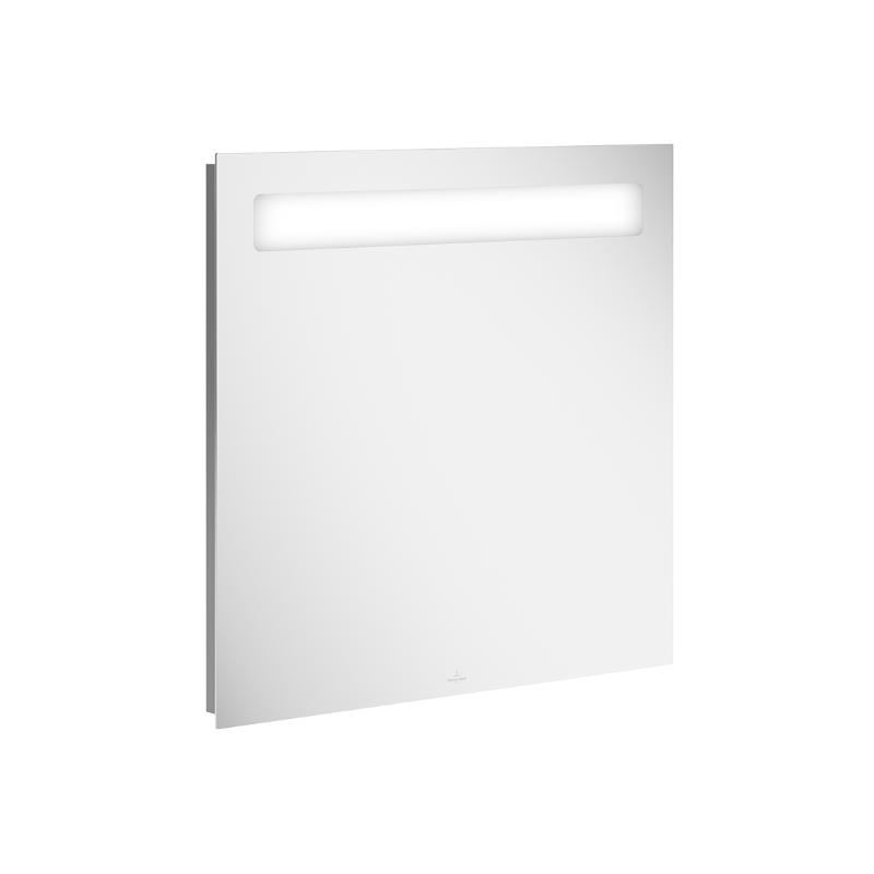 VILLEROY&BOCH Koupelnové zrcadlo s osvětlením VILLEROY & BOCH 900x750x47 mm