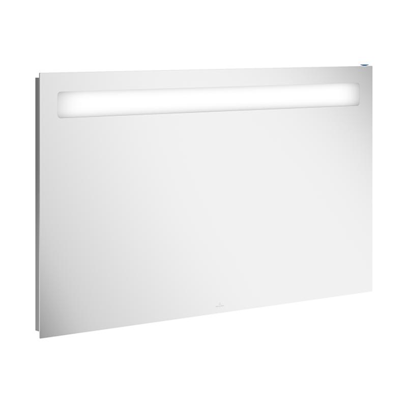 VILLEROY&BOCH Koupelnové zrcadlo s osvětlením VILLEROY & BOCH 1200x750x47 mm