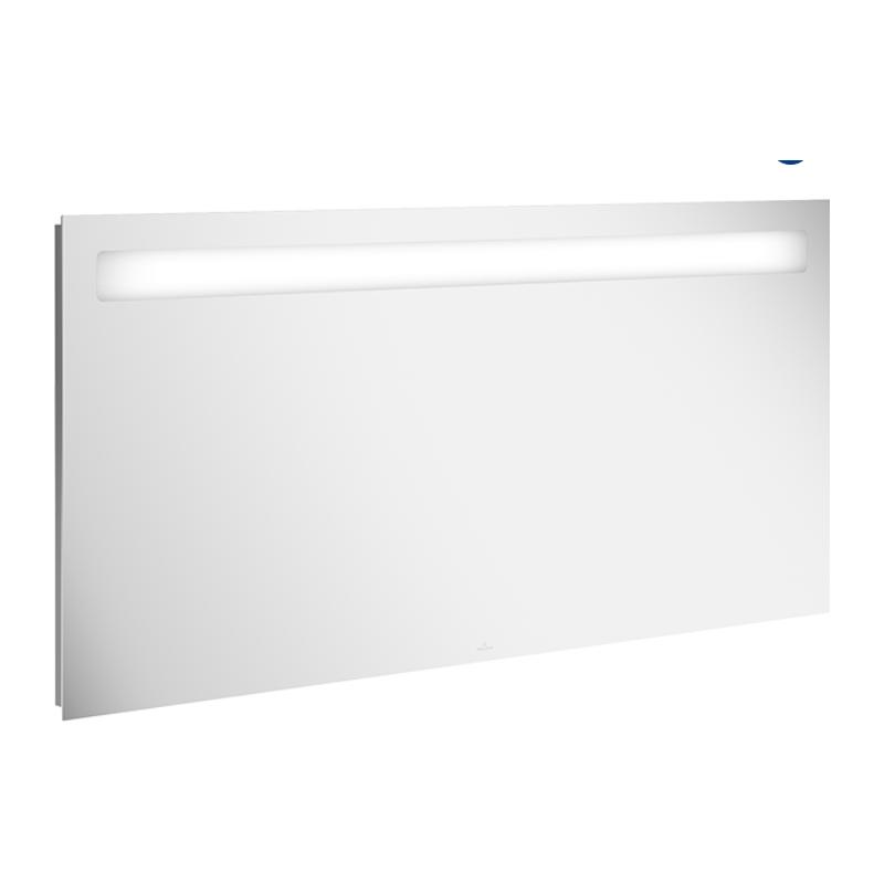 VILLEROY&BOCH Koupelnové zrcadlo s osvětlením VILLEROY & BOCH 1600x750x47 mm