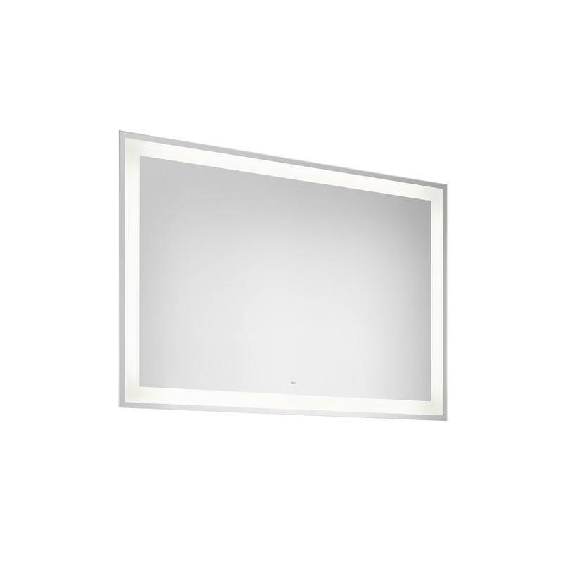 Koupelnové zrcadlo s LED osvětlením ROCA IRIDIA 100x70 cm