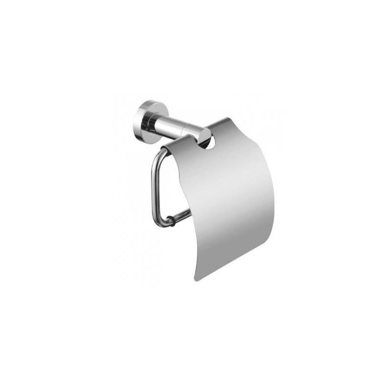 Levně Držák na toaletní papír s klapkou OMNIRES MODERN chrom