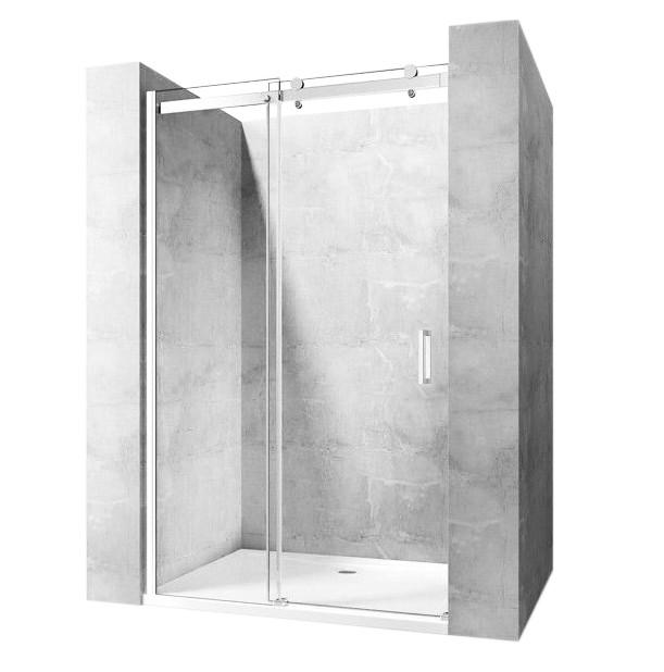 Sprchové dveře Rea Nixon-2 130 transparentní