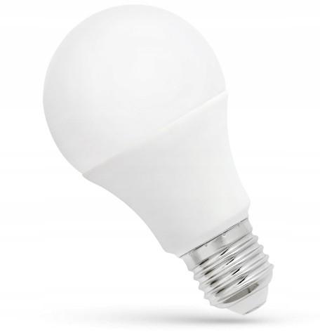 3kraft LED žárovka teplá E-27 230V 10W
