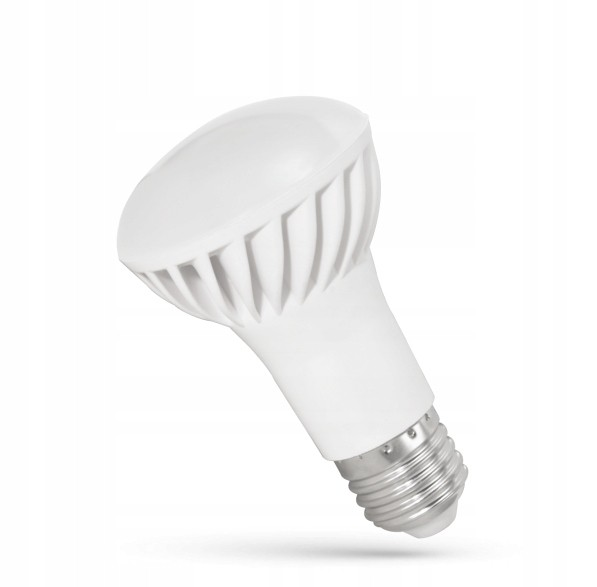 3kraft LED žárovka teplá E-27 230V 8W