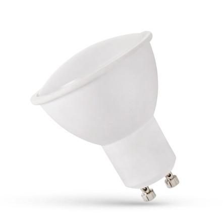 3kraft LED žárovka studená GU10 230V 4W